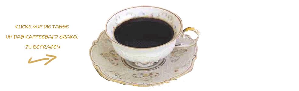 kaffeemehl in tasse